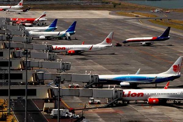 nama bandara indonesia